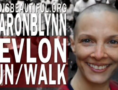 2014 REVLON RUN/WALK LOS ANGELES!!